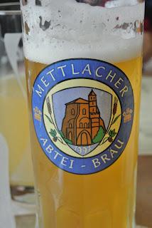 Een biertje Mettlacher