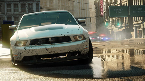 Need for Speed: Most Wanted Receives New Multiplayer Video