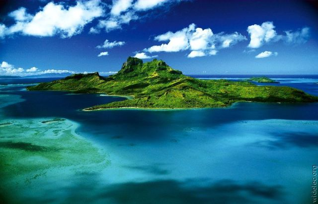 World's Most Breathtaking Island Paradise Seen On www.coolpicturegallery.us
