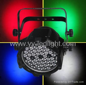  PAR LED 54x3w. RGBW   50 