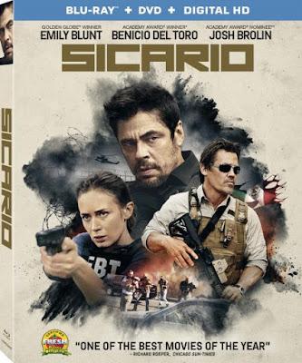 Sicario (2015) English Movie 720p BluRay 850mb Download