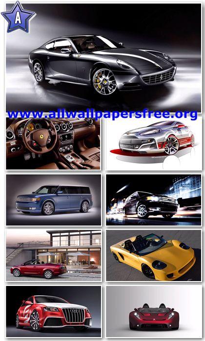 200 Amazing Cars Wallpapers Full HD 1920 X 1080 [Set 13]