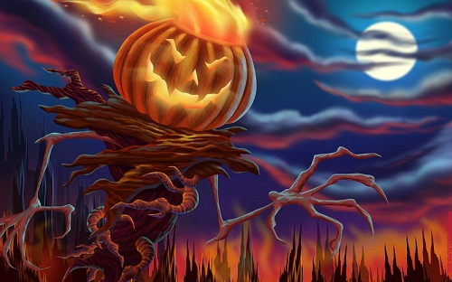 Halloween Wallpapers For Windows7