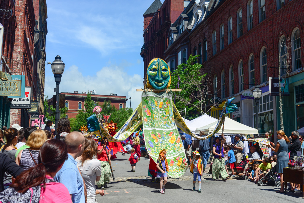 Maine Festivals And Events 2013