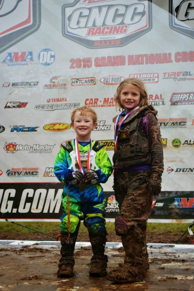 After a bad start and getting stuck on the first lap Serenity knew she had to put her heart and soul into it to come out in the top 3, and that's just what she did took a 3rd place!! #DRRUSA #DRR #DRRracing, black, pink,purple, girl,racing, mud, xc, 3rd, quad