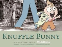 bookcover of  Knuffle Bunny: A Cautionary Tale by Mo Willems