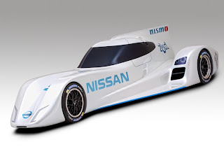 ElectricCar, EV, LeMans, Nissan, RaceCar, ZEODRC, Electric Car, Nissan