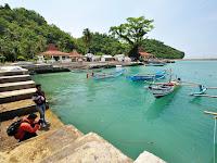 Menakjubkannya Muara Bengawan Solo Purba di Pantai Sadeng