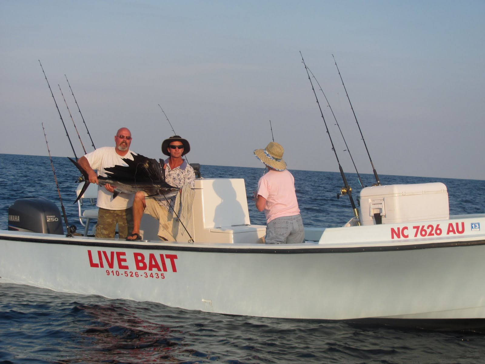 Emerald isle fishing report light tackle fishing at its for Emerald isle fishing report