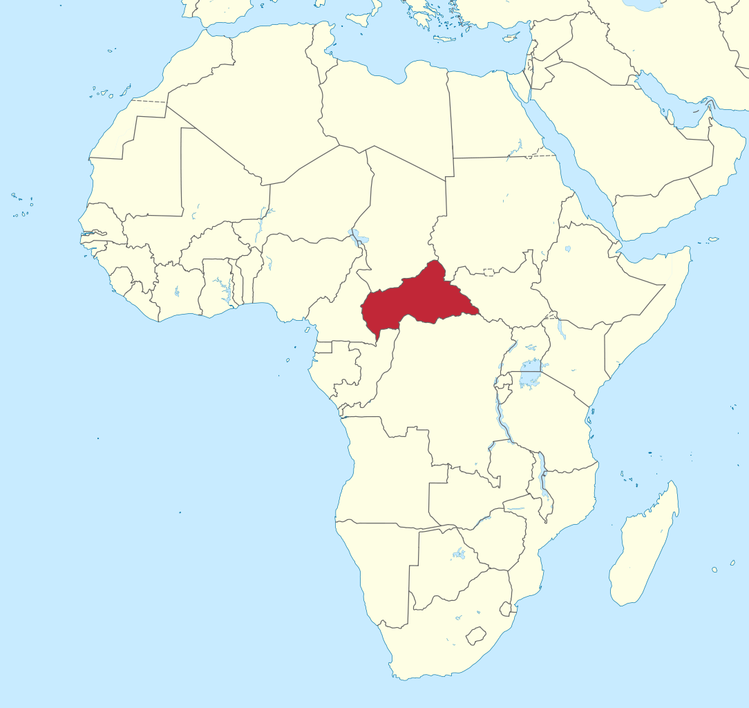 Every Day Is Special: March 29 – Boganda Day in Central African ... CENTRAL AFRICAN REPUBLIC