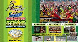 Sarawak Regatta Wakeboard World Cup 2011 :D