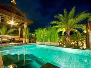Ammatara Pura Pool Villa, pool