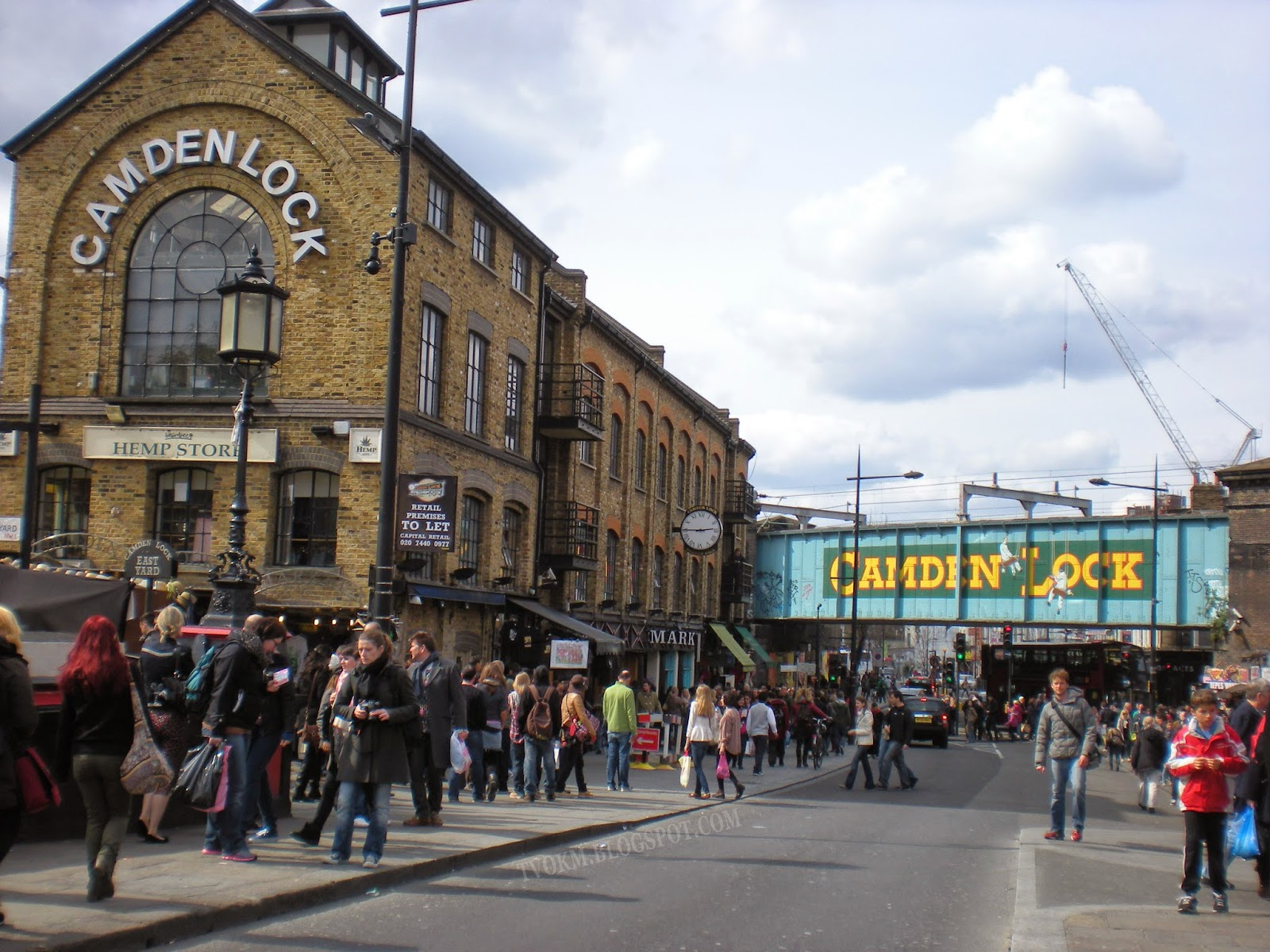 lifestyle reality in camden town, london
