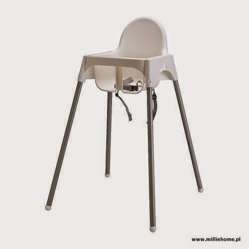 krzesełko do karmienia turystyczne