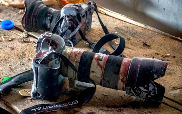 128 periodistas asesinados en lo que va de 2015