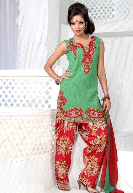 Indian-New-Patiala-Salwar-Kameez