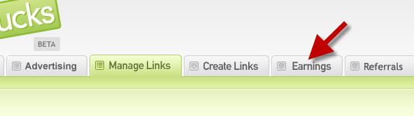 شركة Linkbucks من أفضل شركات اختصار الروابط Link+1