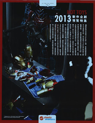 Hot Toys 2013 Preview - Iron Man 3