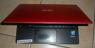 Asus X200CA Red