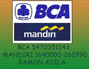 BANK BCA dan MANDIRI