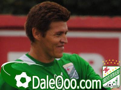Oriente Petrolero - Miguel Angel Hoyos - Club Oriente Petrolero
