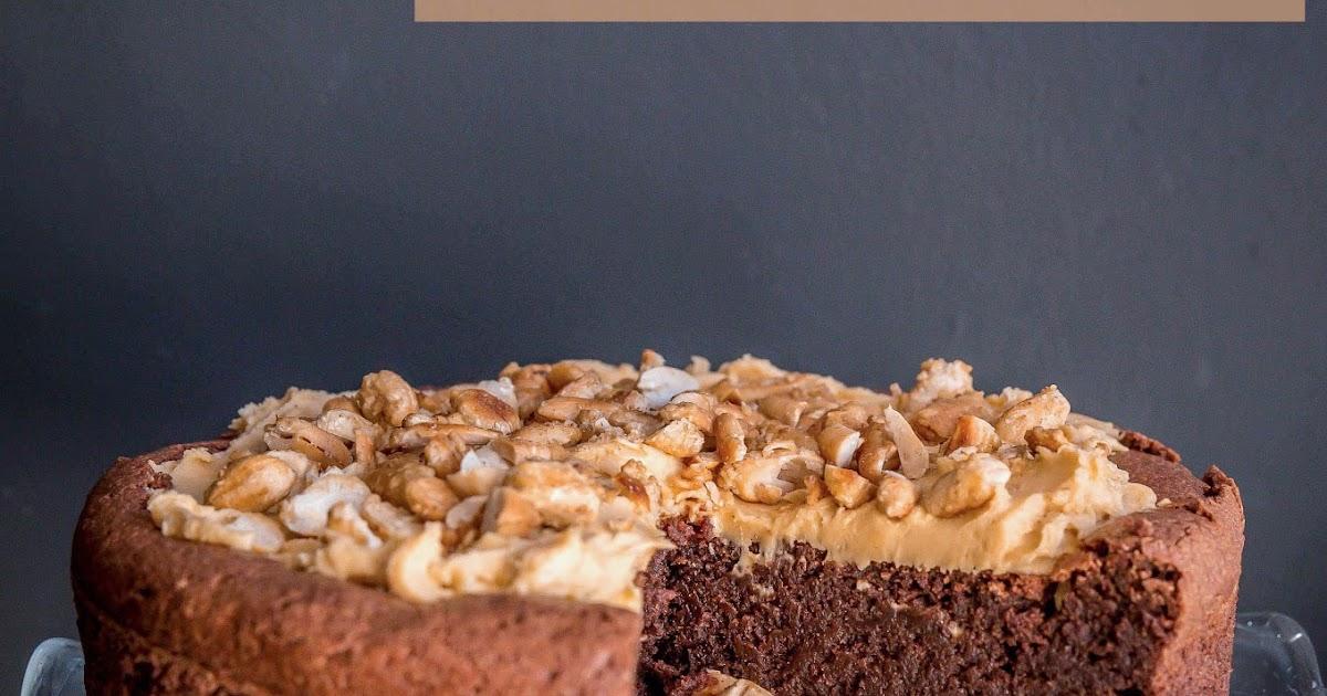 Milk and Honey: Flourless Chocolate Cake with Peanut ...