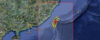 SISMO 6,1 GRADOS SACUDE TAIWAN, 27 DE MARZO 2013