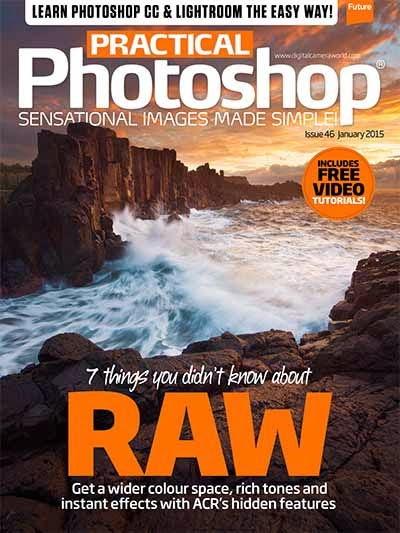 Practical Photoshop Magazine Issue 46 January 2015