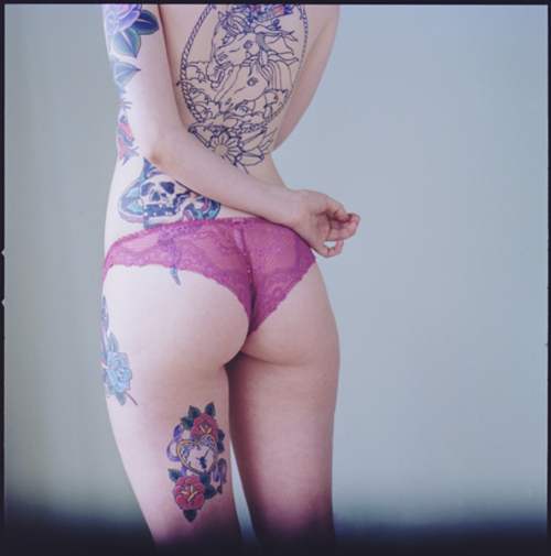 Buttock Tattoos