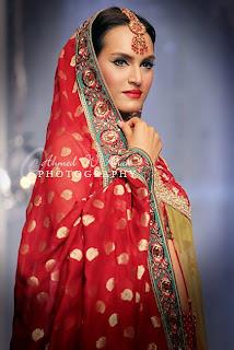 Shaiyanne Malik Bridal Outfits