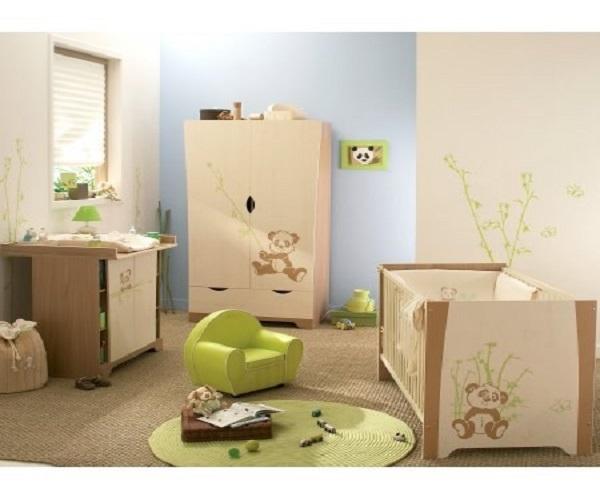 Chambre A Coucher Fabrique En Algerie : Photos chambre bébé  Bébé et décoration  Chambre bébé