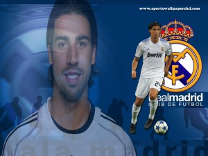 Sami Khedira Wallpaper 2011 3