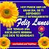FELIZ LUNES - Hermosas tarjetas y postales gratis (Hoy puede ser un gran día todo depende de ti)