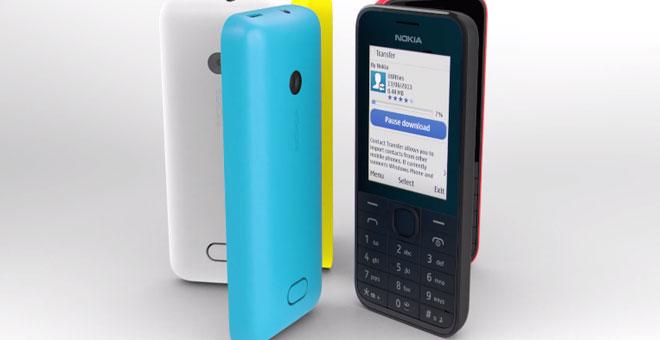 Nokia 208 Dual Sim, Hape Harga Murah dengan Spesifikasi Bagus!!