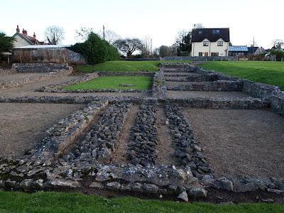 Villa romana (Caerwent) (Gales)