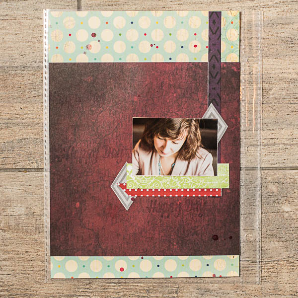 MIX & MATCH BoBunny Misc Me 8x9 binder page_3 by Maria Potapovich