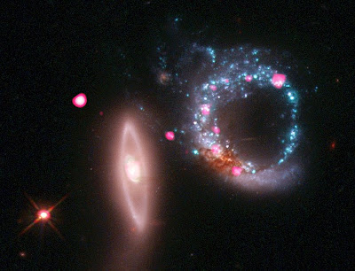 Beauty of the Universe Ring