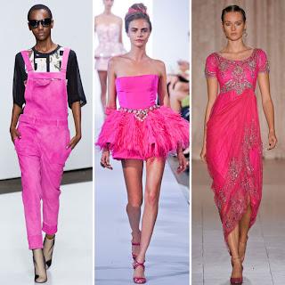 Pretty Pink7 2013 Moda Renkleri