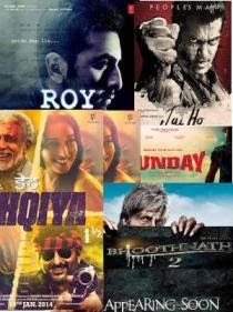 List of Bollywood Films of 2014