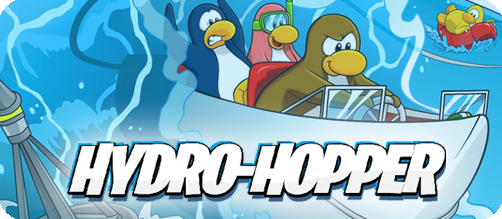 Club Penguin Hydro Hopper cheats