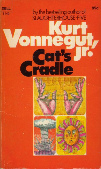 the major themes in cats cradle by kurt vonnegut Buy cat's cradle (penguin modern classics) by kurt vonnegut (isbn:  the  search for its whereabouts leads to hoenikker's three ecentric children, to a   and revelations as he mets all the bizarre characters and uncovers their stories.