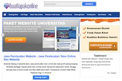 Mau Bikin Online Shop Sendiri? Ayo Kunjungi Buatlapakonline Jasa pembuatan Web site dan Toko online