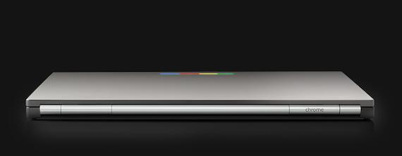 Google chromebook pixel Aluminium Finish Body with a new Design