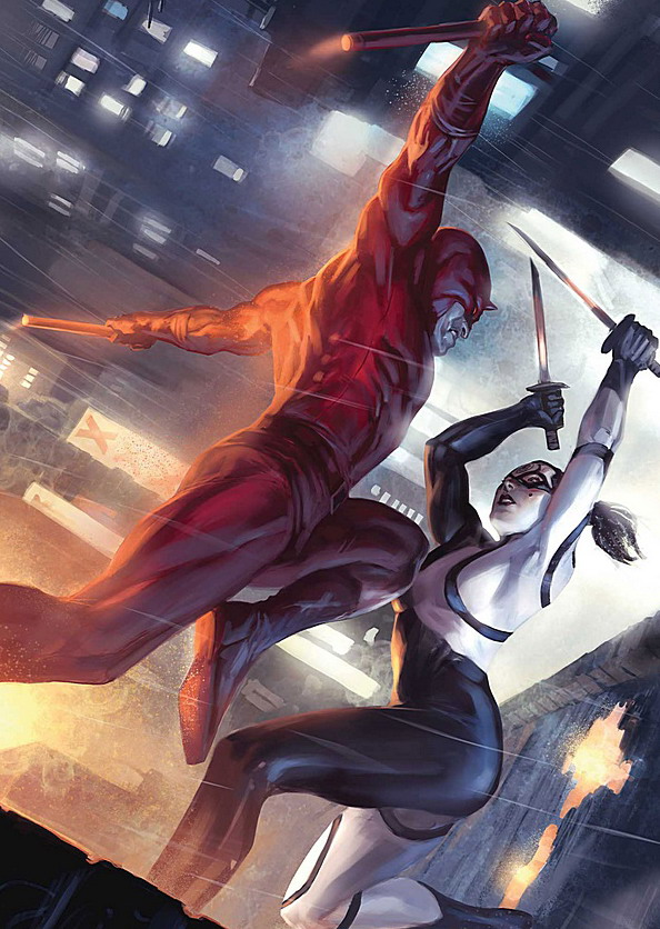 Lady Bullseye (Marvel Comics) Character Review - Daredevil Vs Lady Bullseye