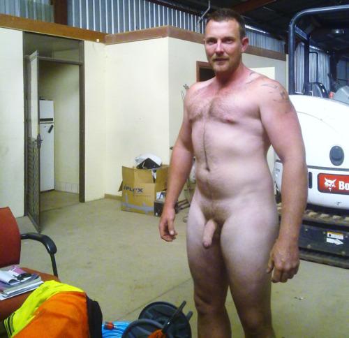 Guys naked at work pics 565