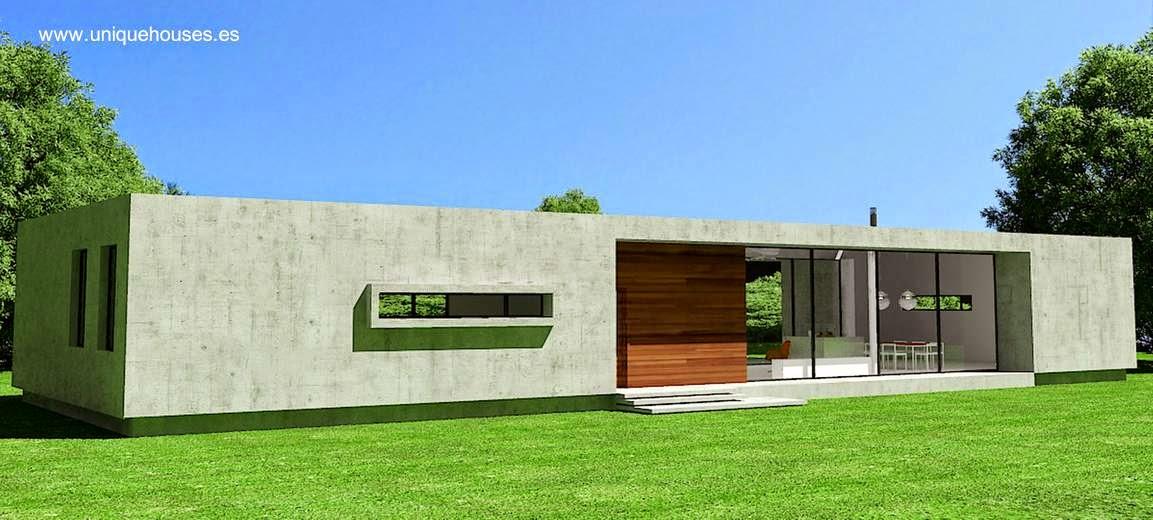 Arquitectura de Casas 25 modelos de casas modulares