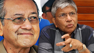 Tun M sedarkan rakyat yang diperbodohkan Najib