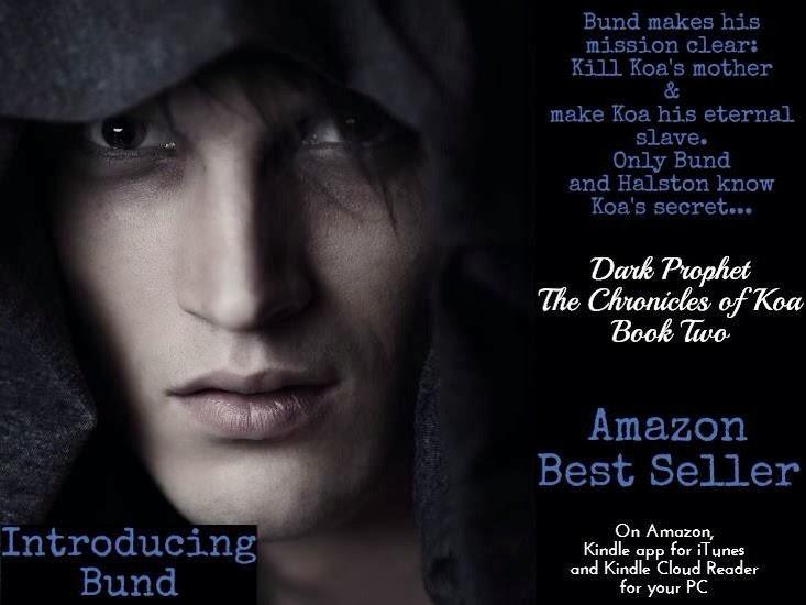 http://www.amazon.com/Dark-Prophet-Book-Chronicles-Series-ebook/dp/B00ISEO5H4/ref=pd_sim_kstore_1?ie=UTF8&refRID=0Z18QYBTRC4QSRPS41FK