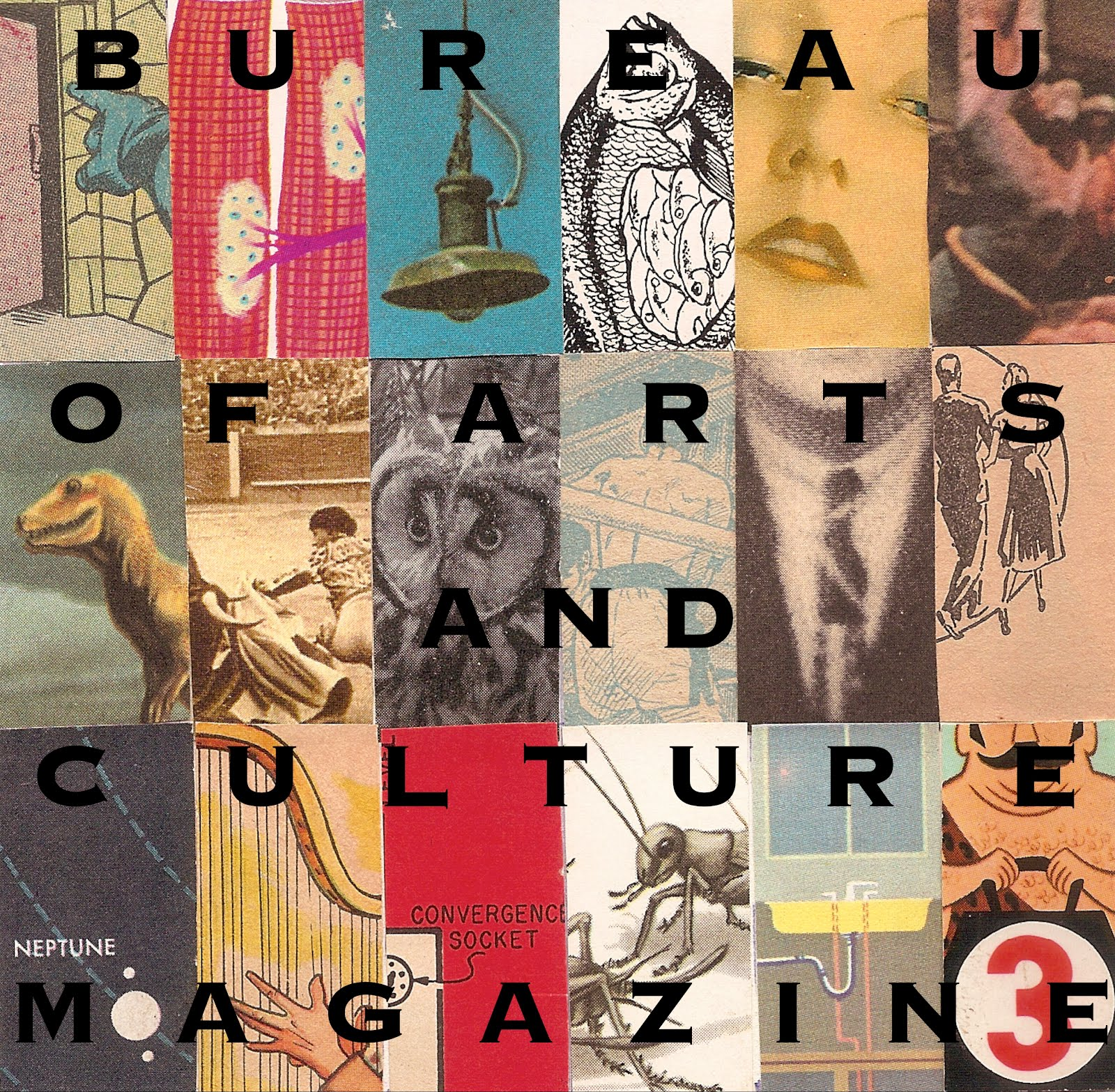 BUREAU MAGAZINE ADVERTISING