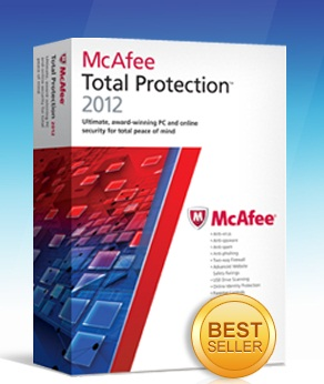 Download Gratis McAfee Total Protection 2012 Full Serial Number